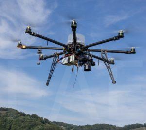 Fotografie Aeriana din drona
