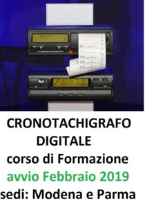 Cronotachigrafo Digitale
