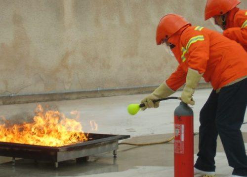 Corso di formazione per Addetti Antincendio in attività a rischio elevato, avvio previsto sede di Modena 09-Aprile-2019