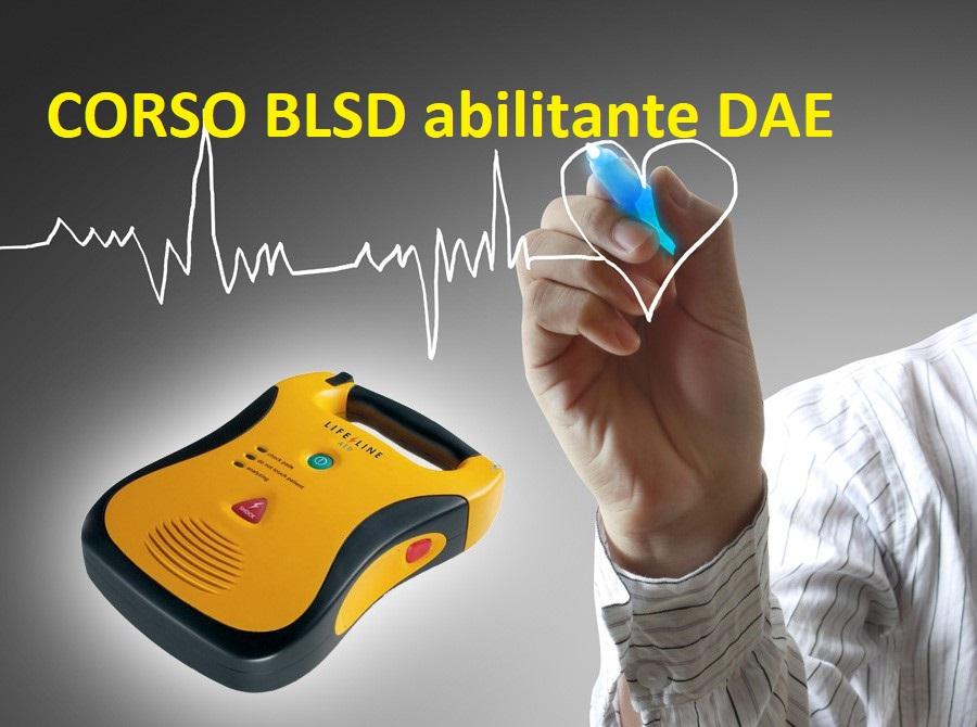 CORSO BLSD – Categoria A (laici non sanitari) – Abilitante all'uso DAE